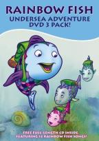 Rainbow Fish: Undersea Adventure 3-Pack