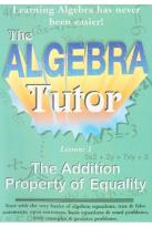 Algebra Tutor - Lesson 1: The Addition Property of Equality