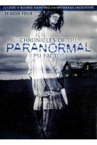 Psi Factor: Chronicles of the Paranormal - Season 4
