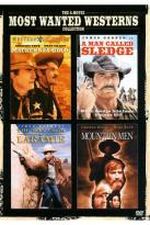 4-Movie Most Wanted Westerns Collection