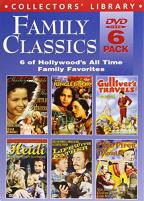 Family Classics - 6 DVD Set