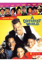 Different World - The Complete Second Season