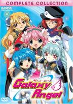 Galaxy Angel - The Complete Collection