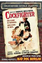 Grindhouse Double Feature: Cockfighter/Mad Dog Morgan