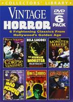Vintage Horror - 6 DVD Set
