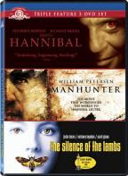 Hannibal/Manhunter/The Silence of the Lambs