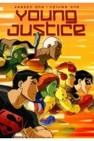 Young Justice - The First Season: Vol. 1