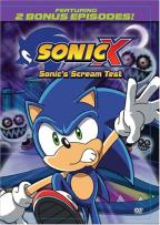 Sonic X - Vol. 5: Sonic's Scream Test