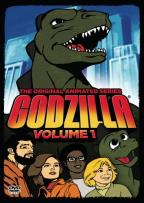 Godzilla: The Original Animated Series - Vol. 1