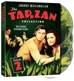 Tarzan Collection Starring Johnny Weissmuller - Vol. 2