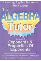 Algebra Tutor: Exponents & Properties of Exponents