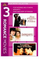MGM Movie Collection: 3 Romance Movies
