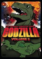 Godzilla: The Original Animated Series - Vol. 2