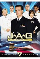 JAG - The Complete Seventh Season