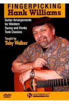 Toby Walker: Fingerpicking Hank Williams