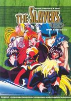 Slayers Try - The Complete Third Season