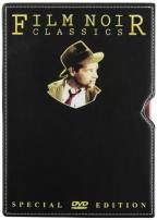 Film Noir Classics Collection - 4 DVD Leather Box Set
