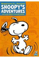 Happiness Is... Peanuts: Snoopy's Adventures