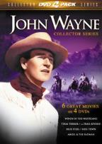 John Wayne - Collector Series 4-Pack