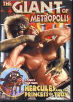 Giant of Metropolis/Hercules &amp; Princess Of Troy