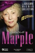 Agatha Christie's Marple: The Geraldine McEwan Collection