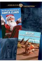 Life and Adventures of Santa Claus/Nestor the Long-Eared Christmas Donkey