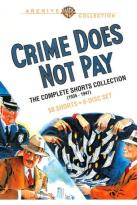 Crime Does Not Pay - The Complete Shorts Collection (1935-1947)