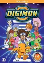 Digimon: Digital Monsters - The Offical First Season, Vol. 2