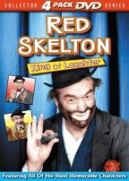 Red Skelton - King of Laughter 4-Pack