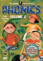 Learning Treehouse Series - Phonics: Vol. 2