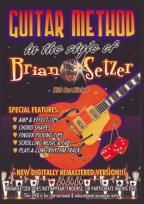 Guitar Method in the Style of Brian Setzer