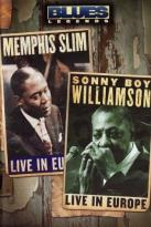 Memphis Slim & Sonny Boy Williamson - Live In Europe
