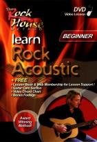Learn Rock Acoustic - Beginner