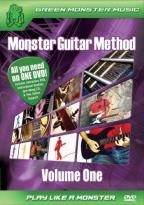 Monster Guitar Method - Vol. 1 Beginner/Novice