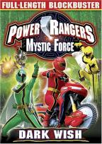 Power Rangers: Mystic Force: Darkwish -- The Blockbuster