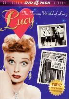 Funny World Of Lucy, The - 4-Pack