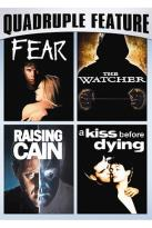 Thriller Pack Quadruple Feature