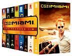 Csi: Miami - Seasons 1-8