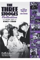 Three Stooges Collection - Vol. 4: 1943 - 1945