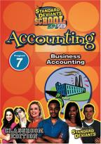 Accounting Module 7:Business Accounti