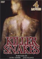 Killer Snakes - 4 Movie Set