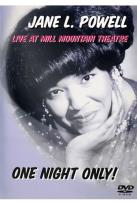 Jane L. Powell - Live At The Mountain Theater: One Night Only