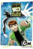 Ben 10 Alien Force - Season One: Vol. 3