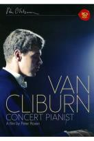 Van Cliburn - Concert Pianist