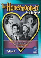 Honeymooners - The Lost Episodes: Vol. 2