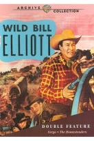 Wild Bill Elliott Western Double Feature