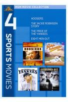 MGM Movie Collection: 4 Sports Movies