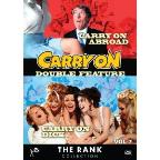 Rank Collection: Carry On Double Feature - Carry On Abroad/Carry On Dick