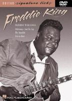 Freddie King: Guitar Signature Links
