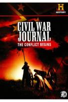 Civil War Journal: The Conflict Begins